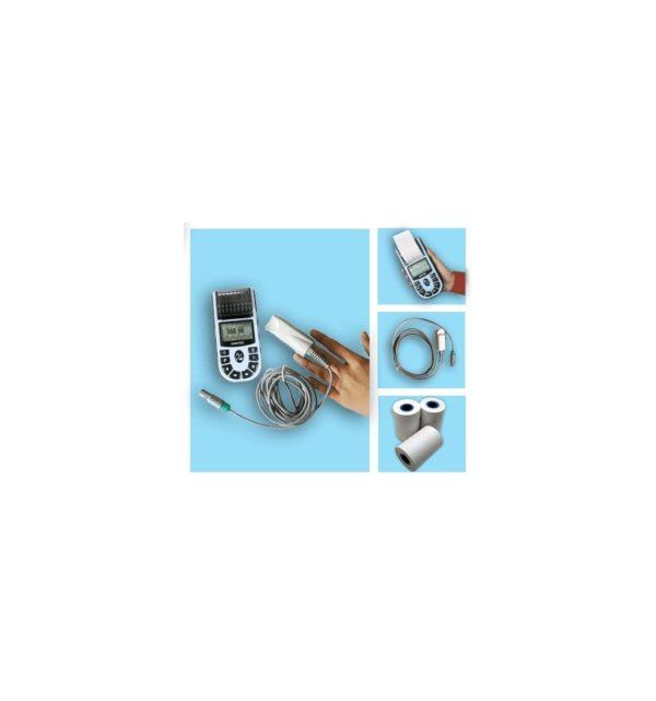 Pulsioxímetro con impresora CMS-65A 2