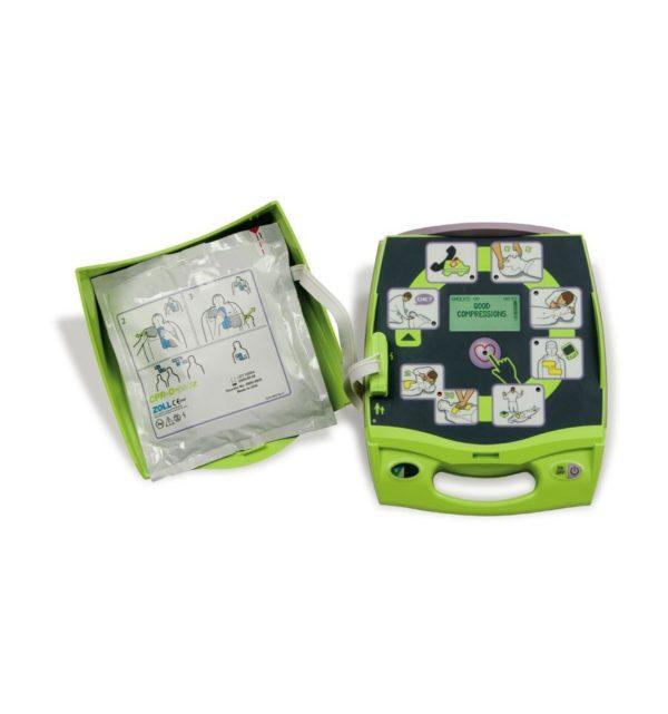 Desfibrilador Zoll AED Plus 6