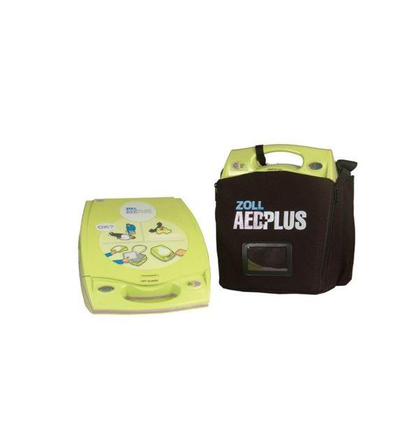 Desfibrilador Zoll AED Plus 10
