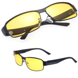 Gafas de sol polarizadas para visión nocturna y en baja visibilidad 16