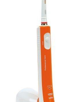 Oral-B - Cepillo de dientes recargable Professional Care 500 Precision Clean - con movimientos de pulsación y de rotación
