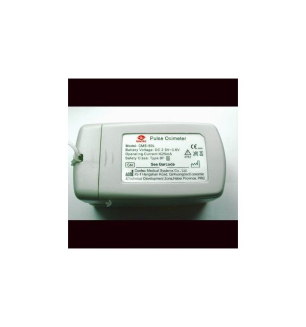 Pulsioxímetro LED CMS 50L 8