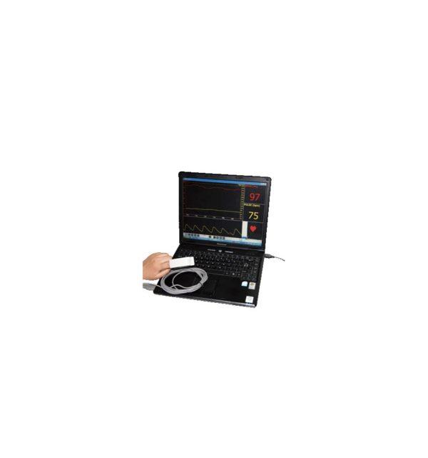 Pulsioxímetro de PC CMS-P 2