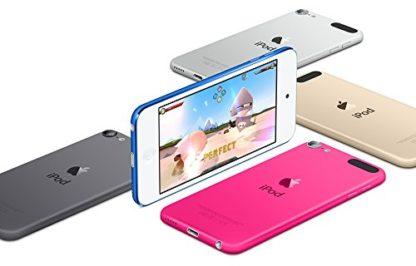 """Apple iPod Touch - Reproductor MP4 (pantalla 4"""", Apple A8, 32 GB, 1136 x 640p, cámara 8 Mp, iOS 8)"""