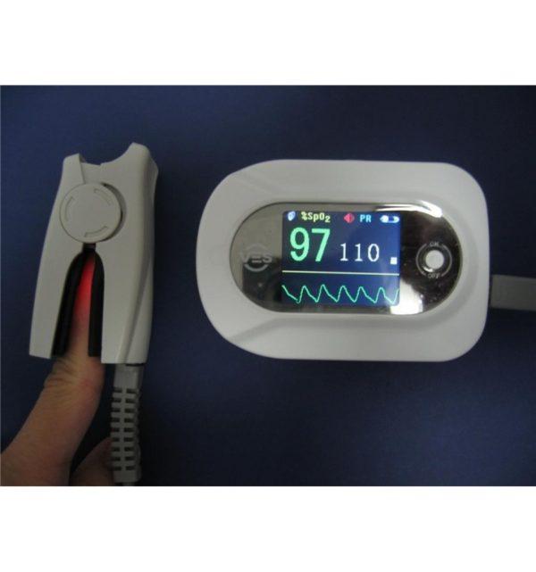 Estetoscopio Electrónico Visual CMS-VE (spo2 incluida) 2