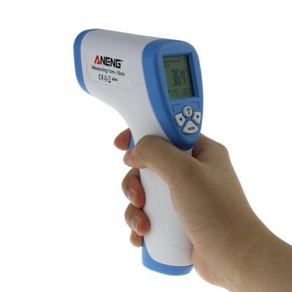 termómetro digital de infrarrojos bebé adulto frente sin contacto infrarrojo