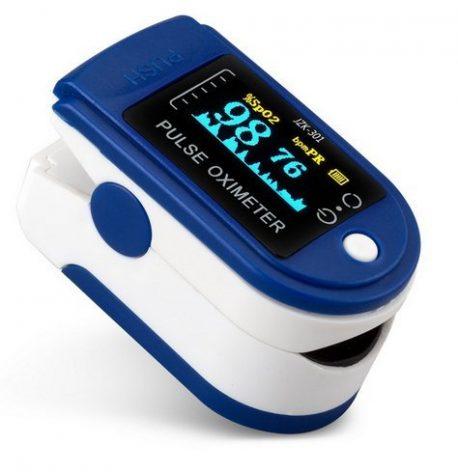 Pulsioximetro Profesional LED Monitor CMS 50D