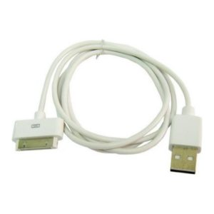 Cable USB CARGA Y DATOS para IPhone 2G, 3G, 3GS, 4, 4S, iPad, iPad 2, iPod Classic, iPod Nano, iPod Video 14