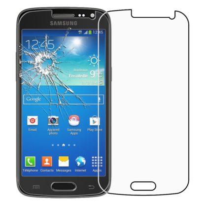 para Samsung Galaxy Core 4G SM-G386F [Dimensiones PRECISAS de su aparato : 132.9 x 66.3 x 9.8 mm, pantalla 4.5'']