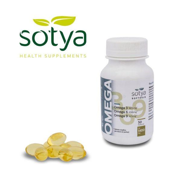 SOTYA - SOTYA Omega 3,6,9
