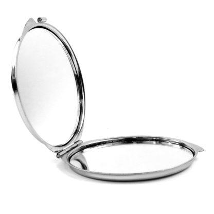 Espejo redondo personalizado con tu foto, diseño o texto. Regalo único, original