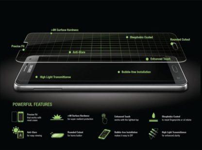Protector de Pantalla para Samsung Galaxy Note 3 Vidrio Templado Premium