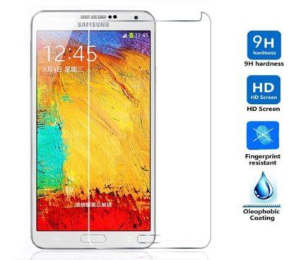 Protector de Pantalla para Samsung Galaxy Note 3 Cristal Vidrio Templado Premium
