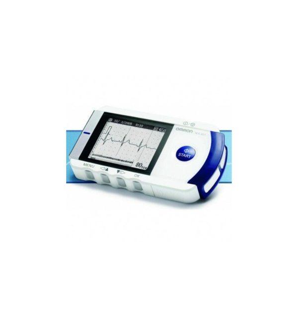Electrocardiografo ECG OMRON Heart-Scan HCG-801-E 2