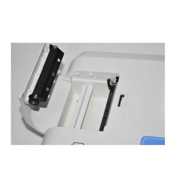 Electrocardiógrafo Portátil ECG EKG Digital 3-canales con pantalla táctil TFT LCD a color con Software 6