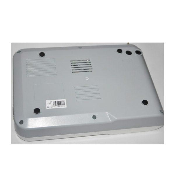 Electrocardiógrafo Portátil ECG EKG Digital 3-canales con pantalla táctil TFT LCD a color con Software 22