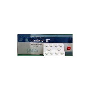 CANITENOL-BT 1 Blister 8