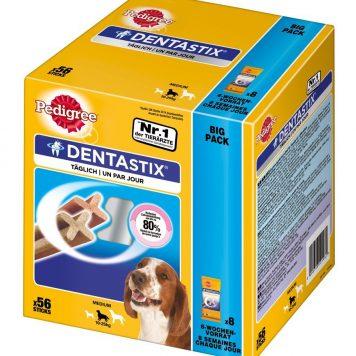PEDIGREE denta Stix - /de cuidado de dientes Snack para Medianas Perros