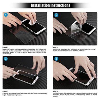 Protector de Pantalla para Samsung Galaxy Note 3 Cristal Templado