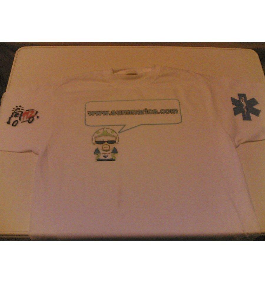 Camiseta Summarios Oficial 3