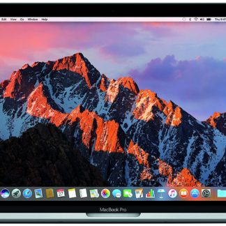 "Apple Macbook Pro - Ordenador portátil de 13"" IPS Retina (Intel Core i5, 8 GB RAM, 128 GB SSD, Intel Iris Plus Graphics 640, macOS Sierra), color Negro"