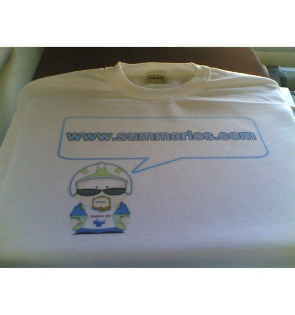Camiseta Summarios 2