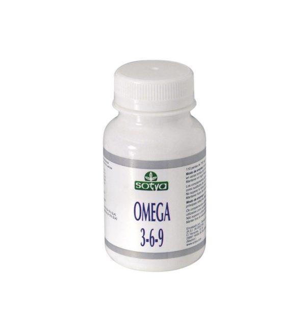 Omega 3 6 9 1000 mg 50 perlas - Sotya 1