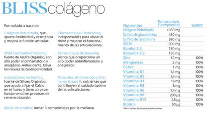 blisscolageno-especificaciones
